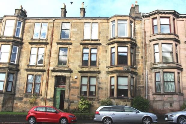 Thumbnail Flat for sale in Robertson Street, Greenock