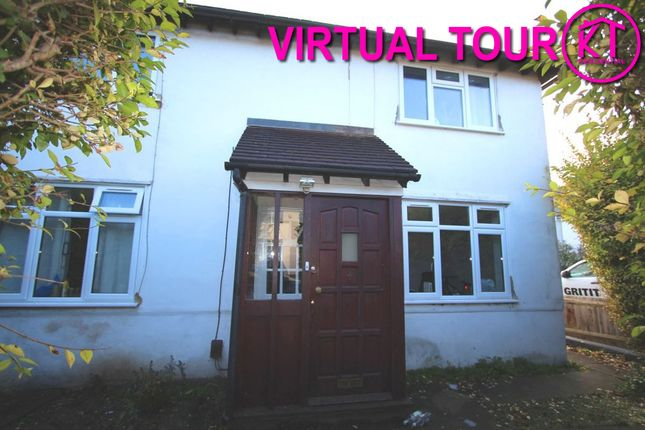 Thumbnail Semi-detached house to rent in Ernest Road, Kingston Upon Thames