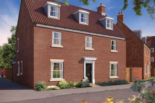 """Thumbnail Detached house for sale in """"The Pinkerton"""" at Manorville Road, Hemel Hempstead"""