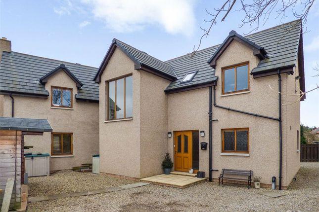 Thumbnail Detached house for sale in Gunsgreen Park, Eyemouth, Scottish Borders