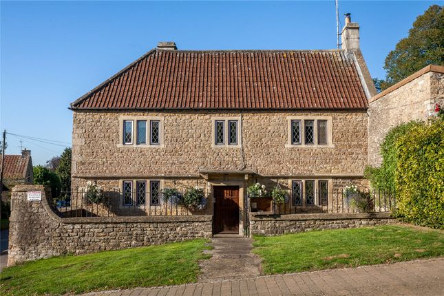 Thumbnail Detached house for sale in Wellow, Bath