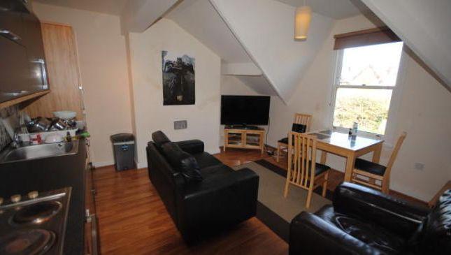 Thumbnail Terraced house to rent in Flat 4, Headingley, 36 Cardigan Road, Headingley