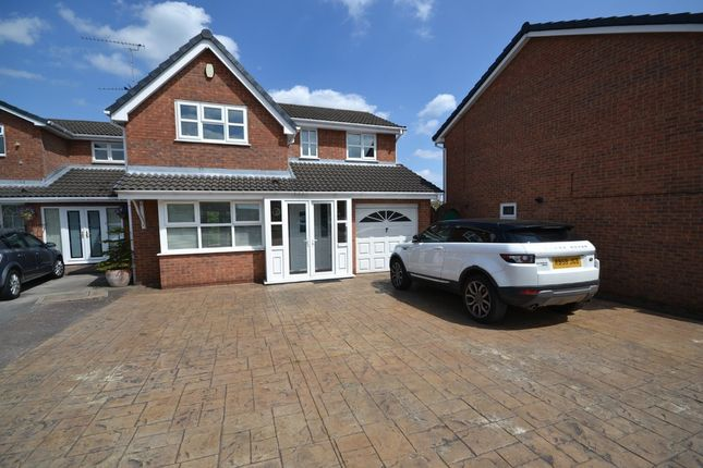 4 bed detached house for sale in Kentmere Drive, Astley, Tyldesley, Manchester