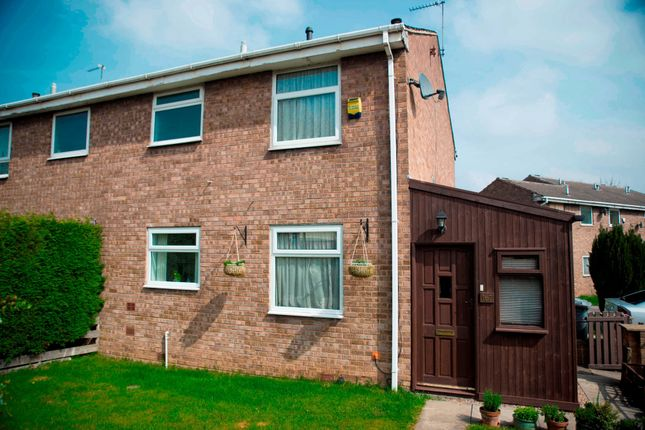 Thumbnail Detached house to rent in Whitehill Road, Brinsworth, Rotherham