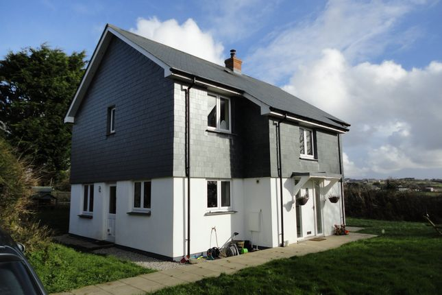 Thumbnail Detached house to rent in Trevemper Farm Cottage, Trevemper, Crantock