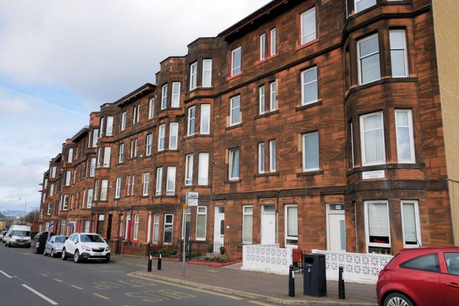 Thumbnail 2 bed flat to rent in Lochend Road, Lochend, Edinburgh