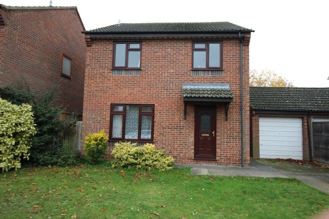 Thumbnail Detached house to rent in Savannah Close, Kempston, Bedford