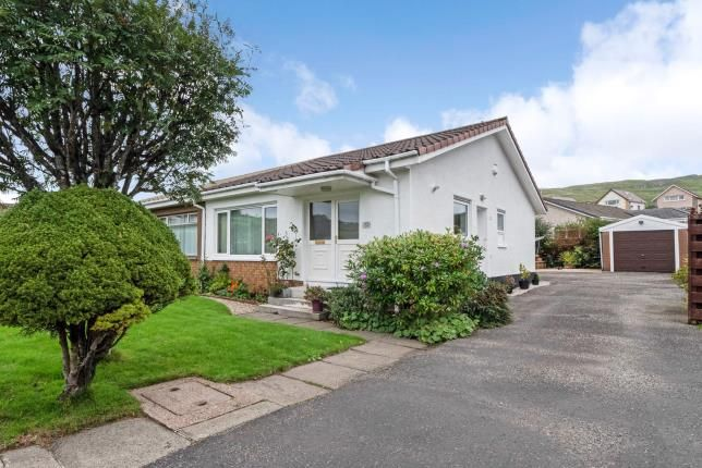 Thumbnail Bungalow for sale in Chapelton Way, Largs, North Ayrshire, .