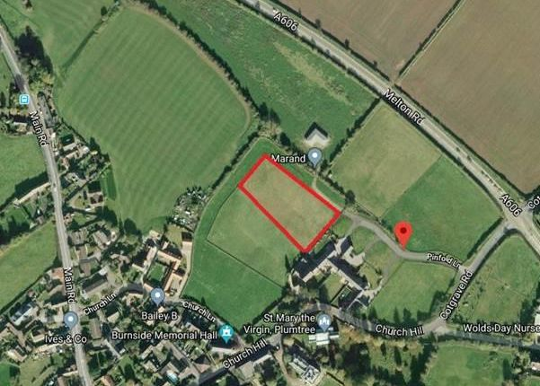 Thumbnail Land for sale in Pinfold Lane, Plumtree, Nottingham