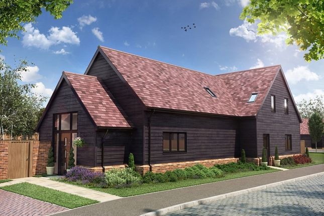 Thumbnail Detached house for sale in Beltaine House, Northill Meadows, Ickwell Road, Northill