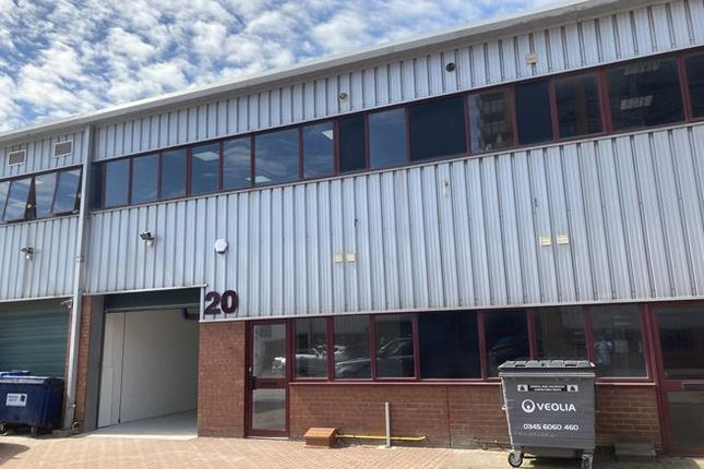 Thumbnail Office to let in Greenwich Centre Business Park, Unit 20, 53 Norman Road, London