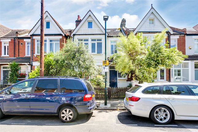 Thumbnail Terraced house for sale in Melrose Road, Barnes, London