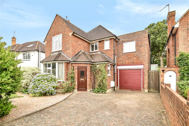 Thumbnail Detached house for sale in Broadwood Avenue, Ruislip, Middlesex