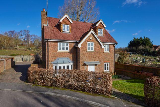 Thumbnail Detached house for sale in Hopgarden Close, Lamberhurst