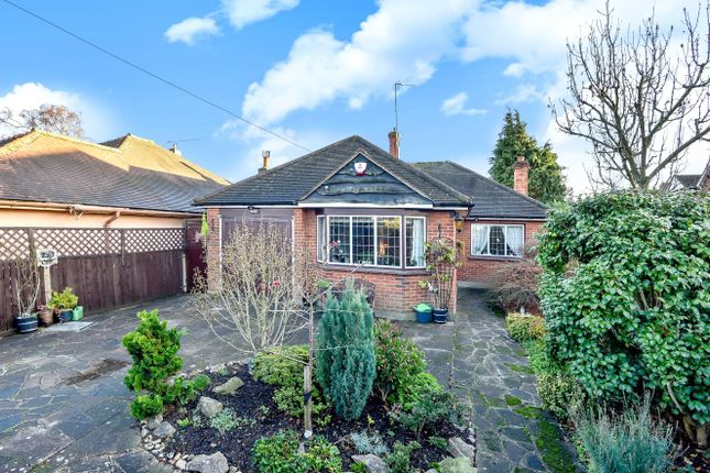 Thumbnail Bungalow for sale in Ongar Road, Abridge, Romford, Essex
