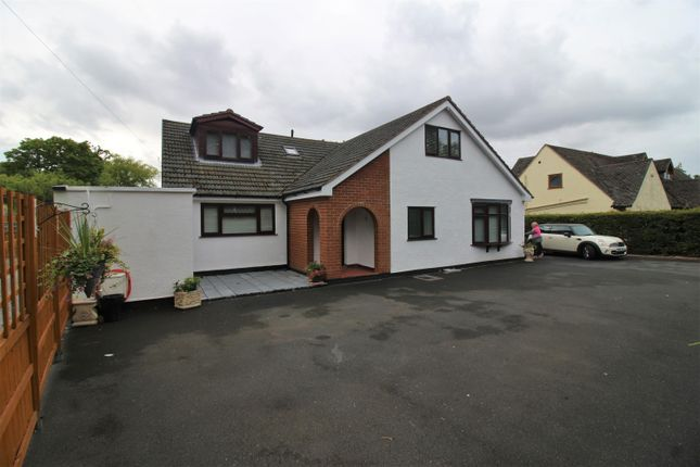 Thumbnail Detached bungalow for sale in Gayton Parkway, Gayton, Wirral