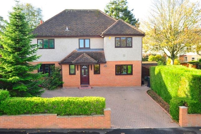 Thumbnail Detached house to rent in Woodlands Road, Harrogate, North Yorkshire