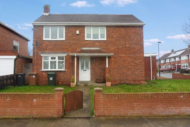 Thumbnail Detached house for sale in Granville Drive, Forest Hall, Newcastle Upon Tyne