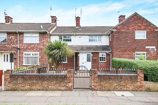 Thumbnail Terraced house for sale in Rockwell Close, West Derby, Liverpool