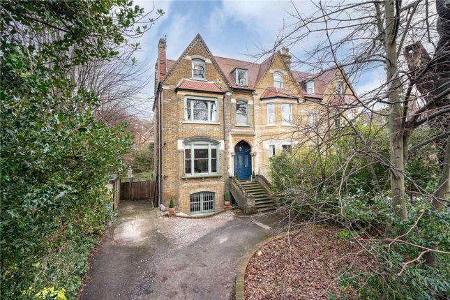 Thumbnail Semi-detached house for sale in Cottenham Park Road, Wimbledon, London