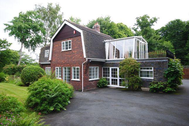 Thumbnail Detached house to rent in Ercall Lane, Wellington, Telford