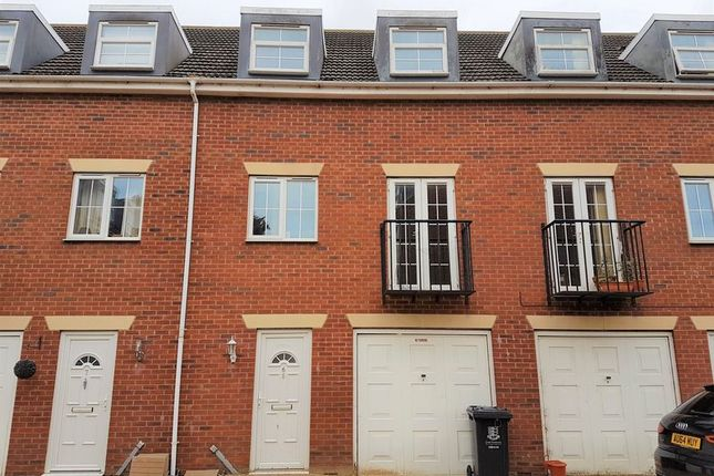 Thumbnail Town house to rent in Heritage Mews, Mill Road, Great Yarmouth
