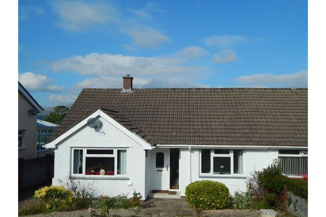 Thumbnail Bungalow for sale in Broadmead, Abergavenny