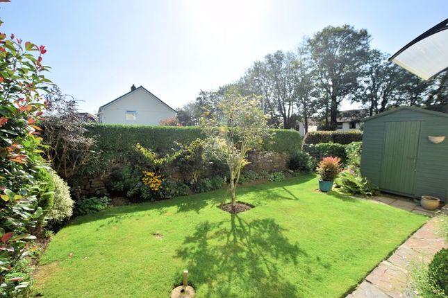 Garden of Old Launceston Road, Tavistock PL19
