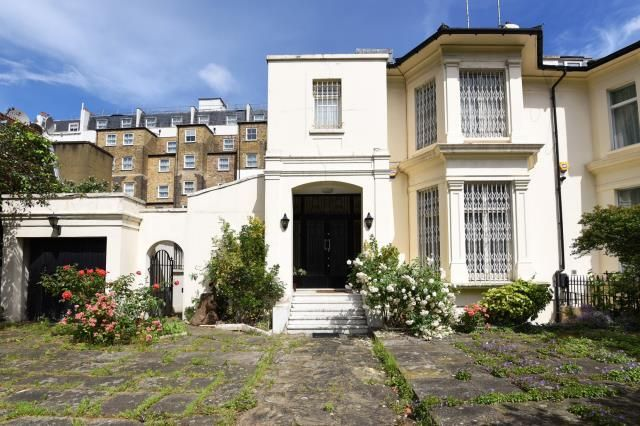 Porchester terrace w2 6 bedroom semi detached house for for 10 porchester terrace