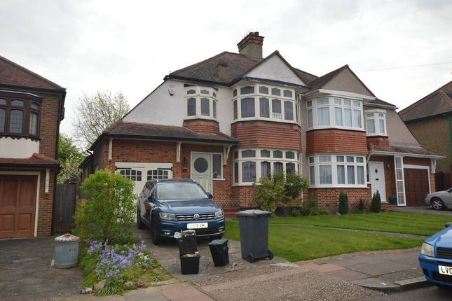 Thumbnail Semi-detached house to rent in The Knoll, Bromley
