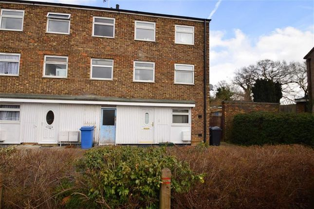 Thumbnail Maisonette for sale in Rivermill, Harlow, Essex