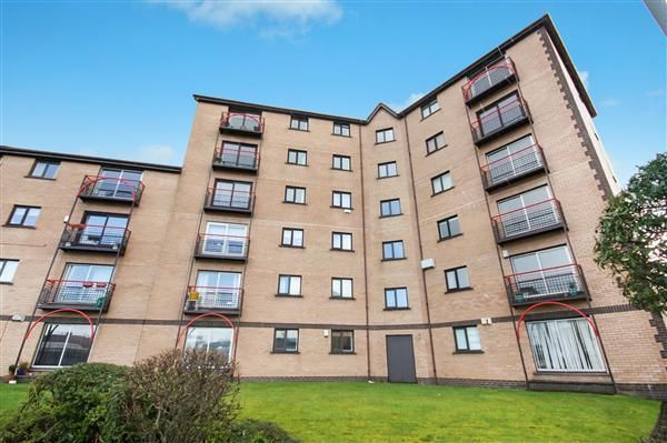 Thumbnail Flat for sale in Riverview Gardens, Glasgow