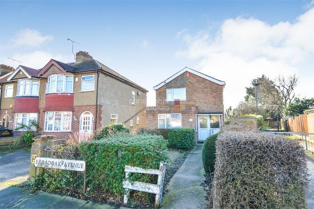 Thumbnail Detached house for sale in Broadoak Avenue, Enfield, Greater London