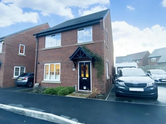 Thumbnail Detached house for sale in Compton Way, Littleover, Derby, Derbyshire