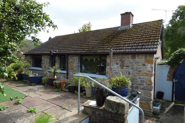 Thumbnail Bungalow to rent in Monkswood, Tintern, Tintern
