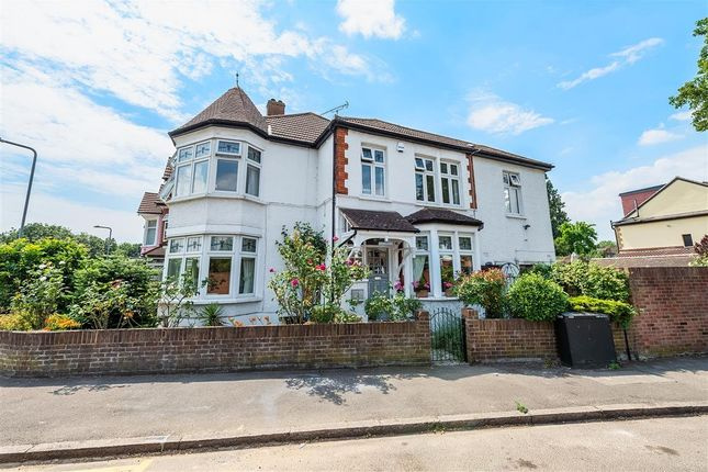 Thumbnail End terrace house for sale in Richmond Way, London