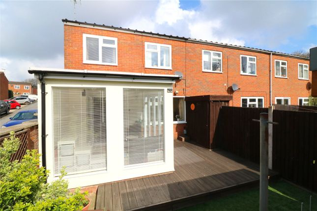 Thumbnail End terrace house for sale in Jacketts Field, Abbots Langley