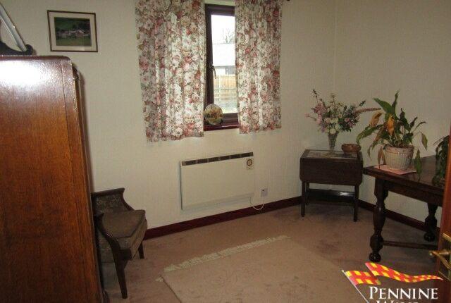 Bedroom Three of Irthing Park, Gilsland, Cumbria CA8