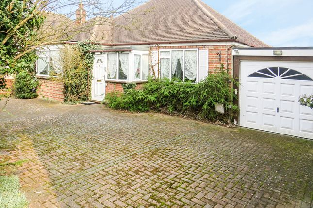 Thumbnail Detached bungalow for sale in Hawkwell Estate, Old Stratford, Milton Keynes