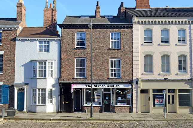 Thumbnail Terraced house for sale in Blossom Street, York