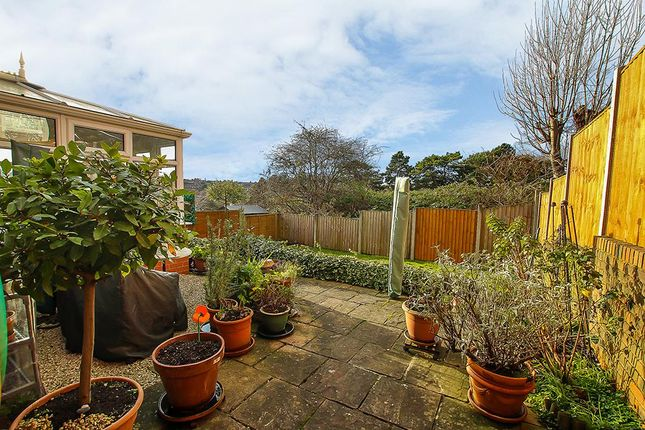Garden of Allwood Drive, Carlton, Nottingham NG4