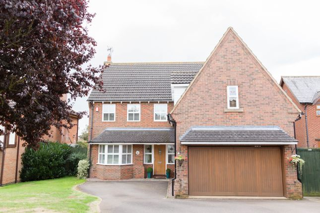 Thumbnail Detached house for sale in Holme Close, Wellingborough