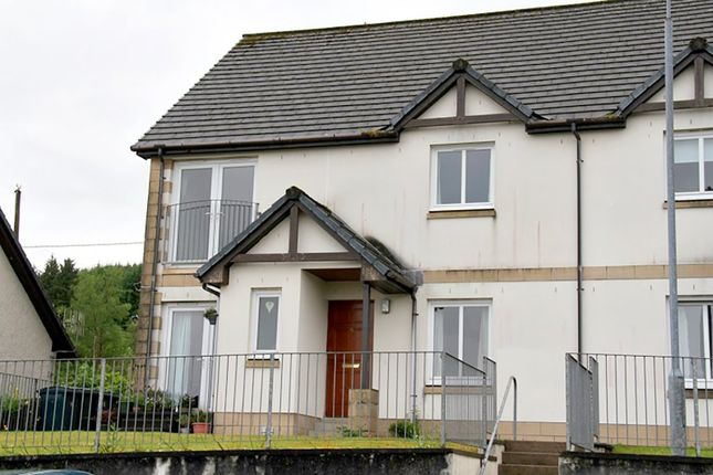 Thumbnail Flat for sale in St. Clair Way, Ardrishaig, Lochgilphead