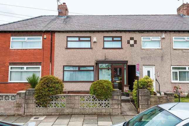 Thumbnail Town house for sale in Southport Road, Bootle