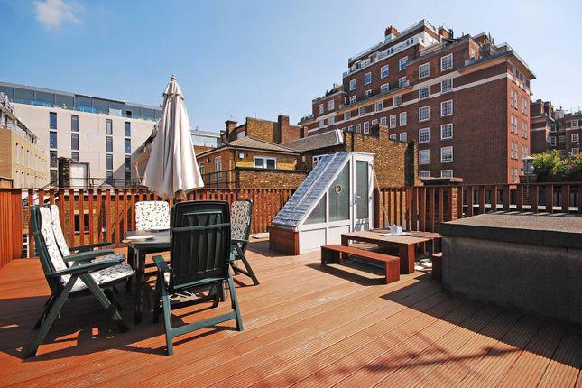 Thumbnail Property to rent in Portman Close, Marylebone