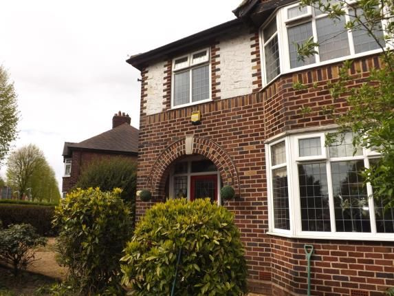 3 bed semi-detached house for sale in Wilderspool Causeway, Warrington, Cheshire