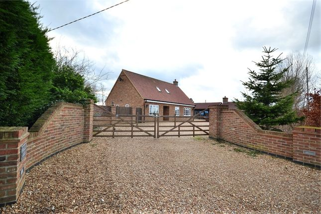 4 bed property for sale in Bullock Road, Terrington St. Clement, King's Lynn