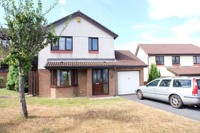 Thumbnail Detached house to rent in Clos Sant Teilo, Llangyfelach, Swansea