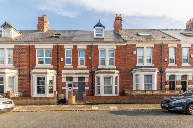 Thumbnail Terraced house for sale in Mundella Terrace, Heaton, Newcastle Upon Tyne