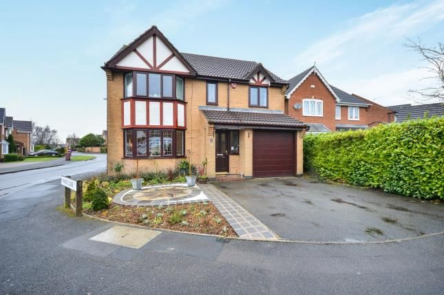 Thumbnail Detached house for sale in Kynance Close, South Normanton, Alfreton, Derbyshire